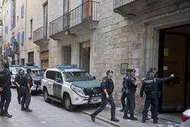 Cuatro ferris darán apoyo logístico a la Guardia Civil y a la Policía Nacional en Cataluña