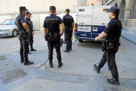 Detenido un joven por robar plantas de marihuana en un domicilio de Palma