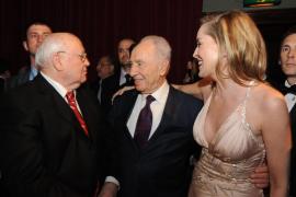 Gala de famosos por el 80 cumpleaños de Gorbachov