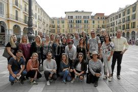 Artevisión regresa a la Plaça Major para la Nit de l'Art 2017