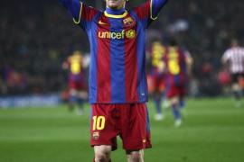 Alivio en el Barcelona tras descartarse una lesión de Messi