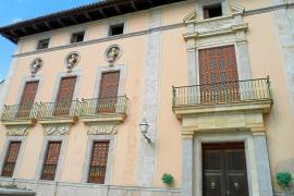 El PSOE de Lloseta propone rebajar la protección del Palau d'Aiamans para darle un nuevo uso