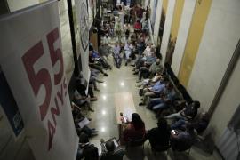 El soberanismo mallorquín llama a un acto este sábado contra Rajoy y a una marcha el día 29