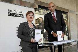 Seis años de colaboración entre Es Baluard y El Corte Inglés, en un libro