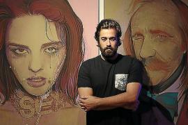 Carlos Prieto da un «giro de 180 grados» a su obra en 'Blue Bird in my heart'