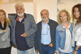 Homenaje en la galería Dionís Bennàssar