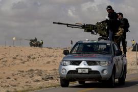 La OTAN descarta armar a los rebeldes
