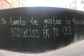 Durán condena el vandalismo contra el turismo en la cita de líderes provinciales del PP en Palma