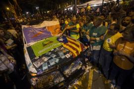 La Fiscalía pide investigar por sedición los disturbios en Cataluña