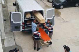 Al menos quince muertos al hundirse un barco con refugiados en el Mar Negro