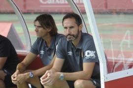Vicente Moreno: «Tenemos margen de mejora pero estoy contento con el rendimiento del equipo»