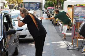 Día sin coches en Ibiza (Fotos: Marcelo Sastre).