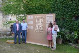 Vins amb Art promoverá el vino de Mallorca y el arte en la Playa de Muro