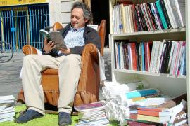 El Gremi d'Editors saca los libros a la calle a pocas semanas de Sant Jordi