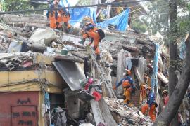 Ascienden a 292 las víctimas mortales por el terremoto en México