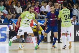 Las faltas penalizan al Palma ante el Barcelona