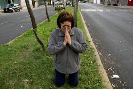 México vuelve a temblar después del terremoto en el que murieron 300 personas