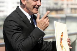 Antonio Banderas, Premio Nacional de Cine, sobre España: «No puedo evitar quererla»