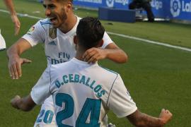 Victoria del Real Madrid en Mendizorroza