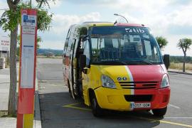 Santanyí denuncia el 'fracaso' del bus que tenía que descongestionar Cala s'Almunia