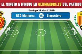 Mallorca-Llagostera, en directo