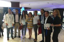 Margalida Vicens, proclamada presidenta de Nuevas Generaciones de Baleares
