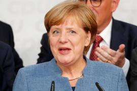 Merkel gana las elecciones alemanas por cuarta vez