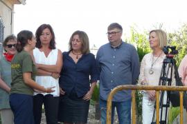 Comienzan las obras de exhumación de la fosa común del cementerio de Montuïri