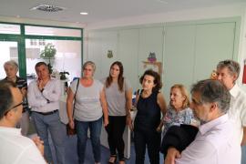 El centro de día de Andratx incorpora cinco plazas a la Red Pública de Atención a la Dependencia