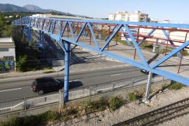 Hospitalizada una joven que saltó de un puente en Inca tras ser violada de madrugada