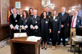Dos nuevas fiscales juran el cargo en el TSJIB