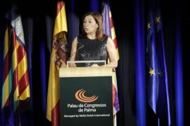 Armengol desea que el Palacio de Congresos, como referente social, ayude a consolidar el cambio de modelo económico