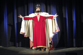 Palma y la Guardia Civil centran la actuación de Agustín 'El Casta'