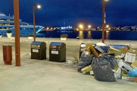 El PP quiere saber por qué se retrasa la reparación de los contenedores soterrados