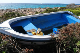 La Guardia Civil intercepta dos pateras en aguas de Mallorca