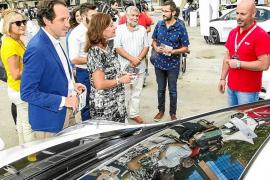Jornada de pruebas de coches eléctricos con Nissan Nigorra