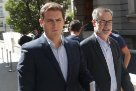 Rivera aconseja a Mas que para pagar la fianza por el 9-N pida ayuda a Pujol