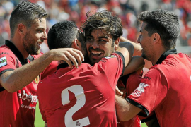 El Mallorca, el mejor equipo de la categoría
