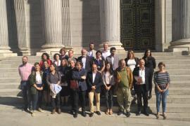 Palma denuncia el incumplimiento del compromiso de acogida de las personas que buscan refugio