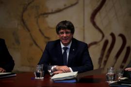 Puigdemont: «Quedan tres días de campaña, esto no lo para nadie»