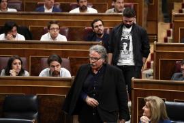 Rufián: «Cataluña quiere recuperar el país que le robaron hace 80 años»