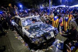La Audiencia Nacional investigará si hubo sedición en las protestas de Cataluña