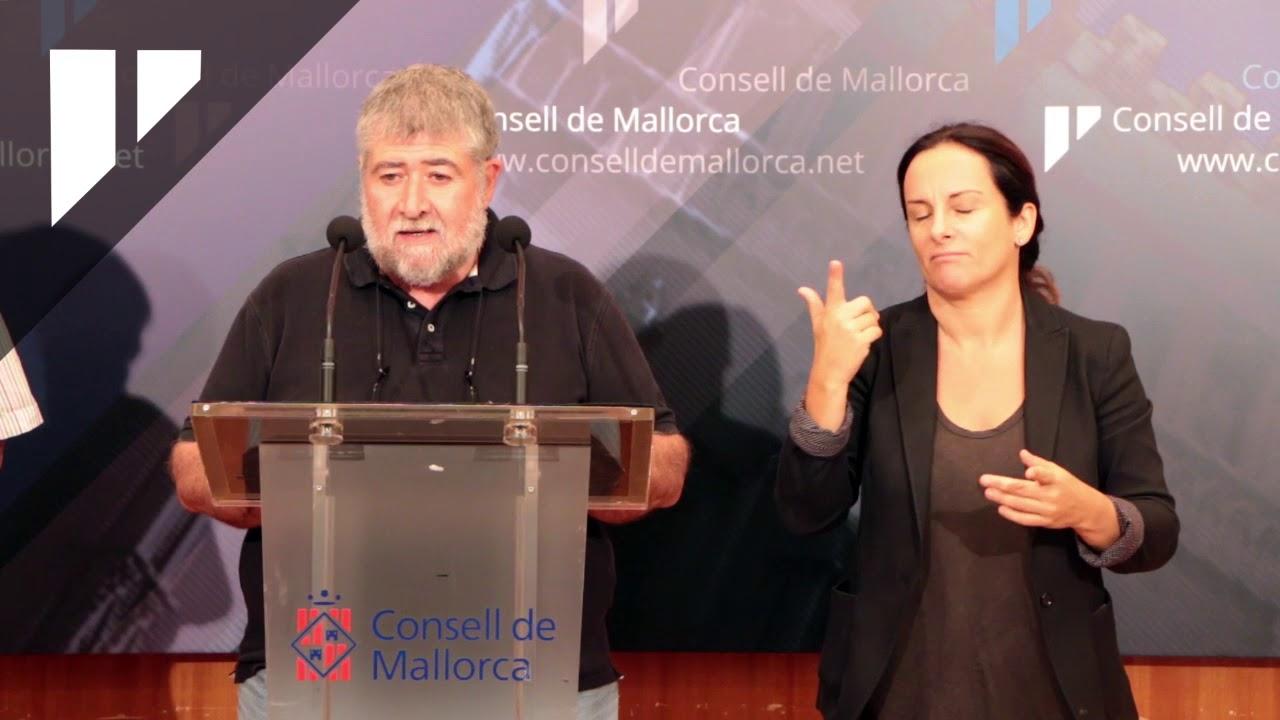 El Consell presenta un vídeo sobre la caza en Mallorca