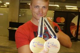 Marcus Cooper: «Intentaré repetir el oro en Tokio, pero en 500 metros»