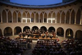La Sinfónica de Baleares actuará bajo la cúpula de Miquel Barceló en la ONU