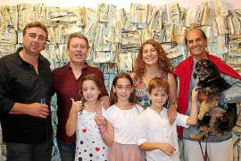 La Nit de l'Art llena de público galerías y calles de Palma
