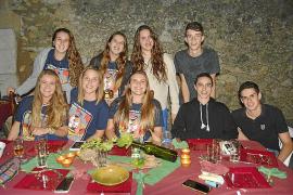 'Sopar a la fresca' en Binissalem