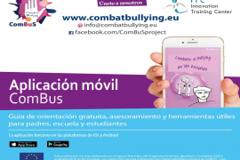 ComBuS, un proyecto para combatir el 'bullying' en las escuelas