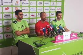 Vadillo: «El partido ante el Levante es clave para nosotros»