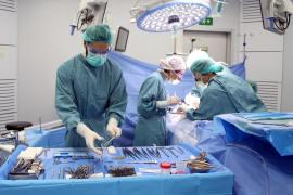 Medio centenar de personas esperan en Baleares un trasplante de riñón